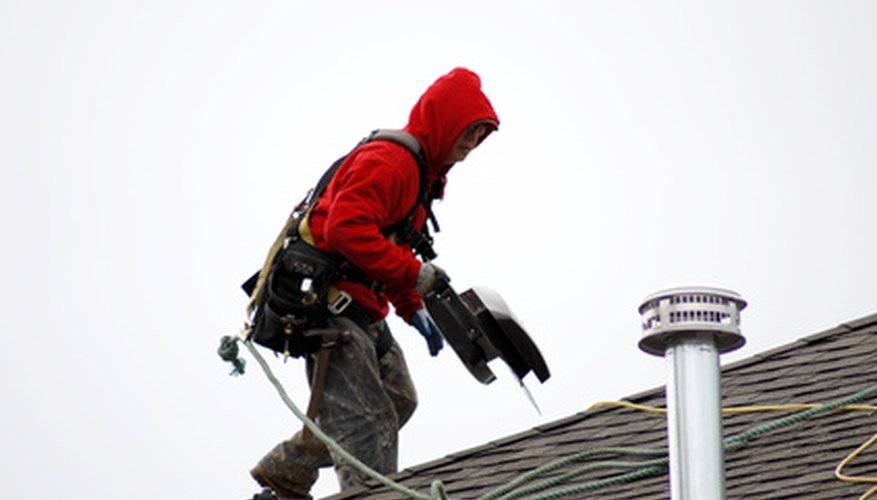 Roofers should be paid according to local wages and material costs.