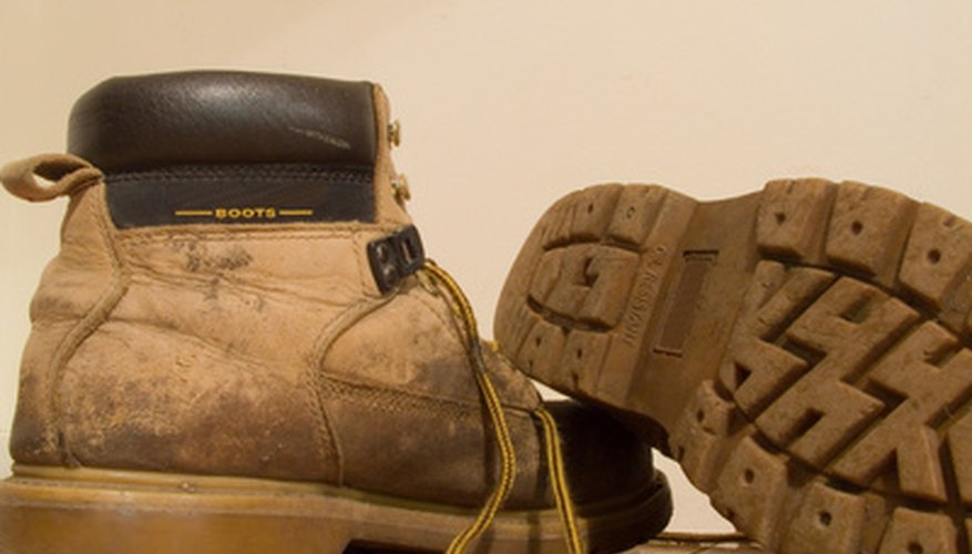 Timberland made its mark with boots.