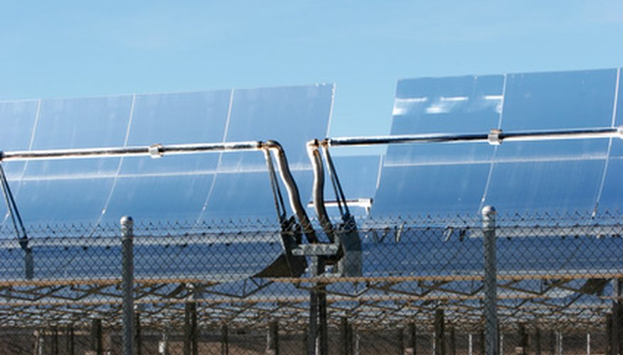 Solar power is becoming more affordable.