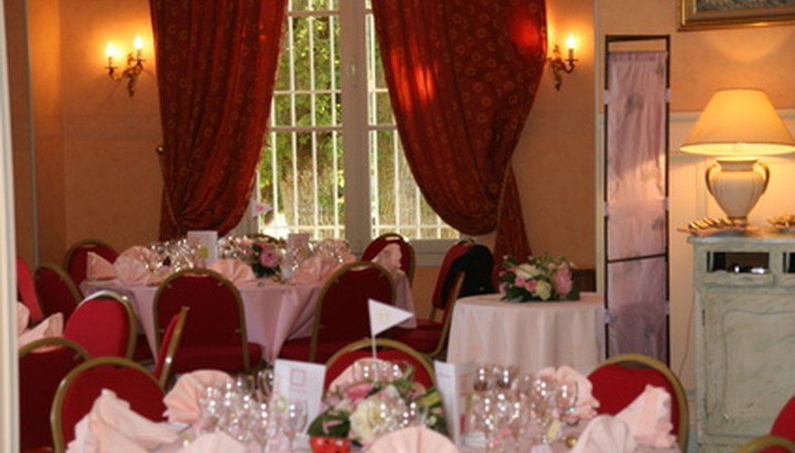 Start a business in the wedding industry.