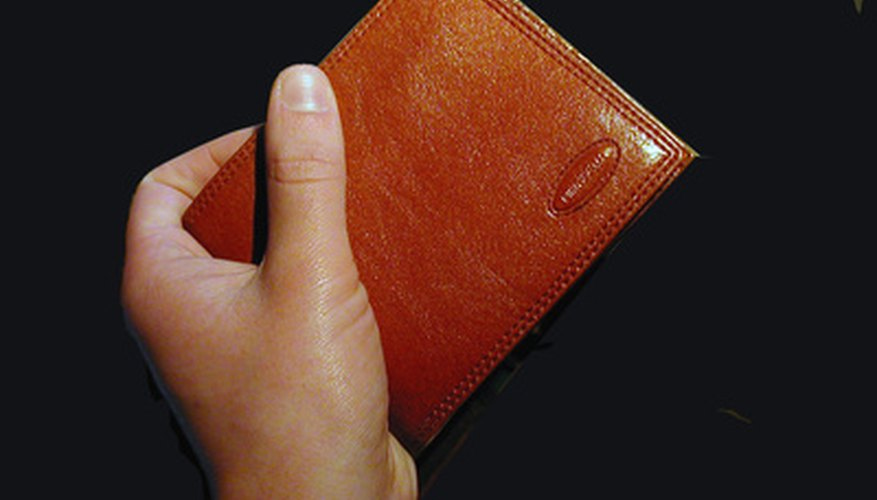 Opening a fire wallet may produce flames or the cash you need.