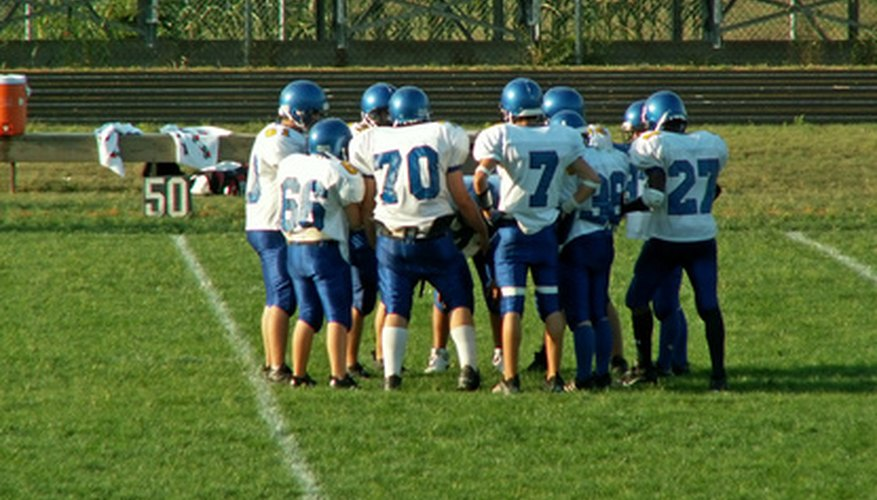 Sports can provide an opportunity for your teen to develop social skills.