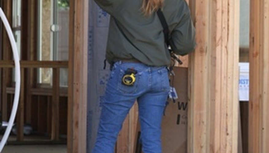 Home inspections inform buyers about items that need repair.