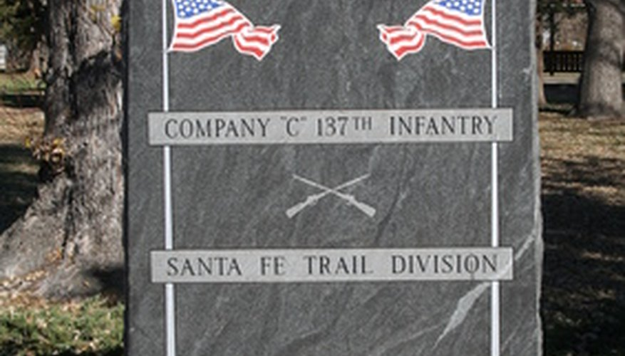 All military units are identified by a letter/number designation, but many are ID'd by a popular nickname.