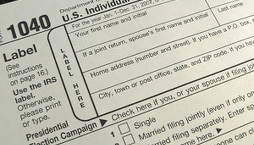 Getting a copy of a tax return is a matter of sending in an IRS request form.