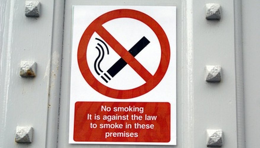 If you smoke in a banned indoor place in Florida, you break the law and are subject to significant fines.