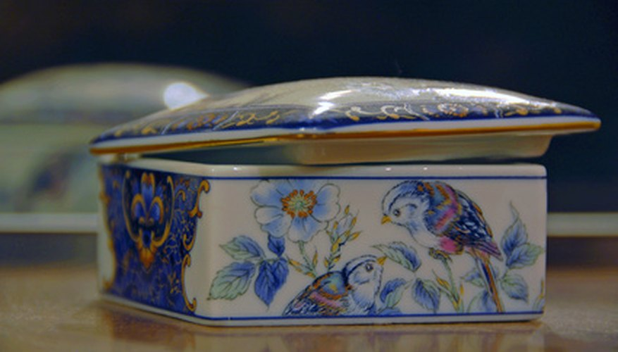 Nippon porcelain was of a high quality.