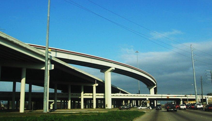 Delta angles are common in road construction.