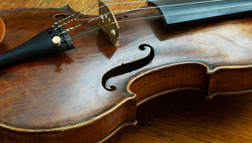 The violin is the most popular instrument used in Italian classical music.