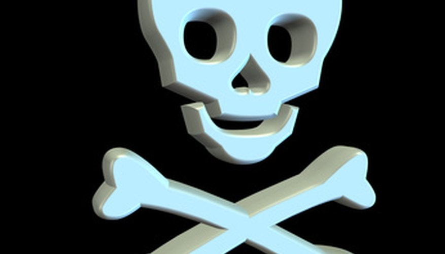 Software pirates can affect company profits.