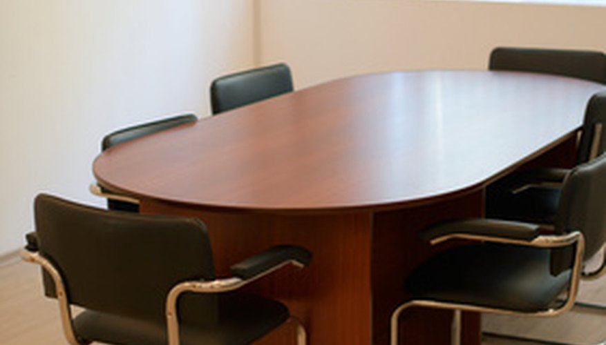 Add a theme to create interest at your meeting.