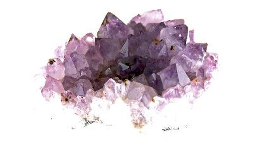 How To Grow Amethyst Crystal | Sciencing