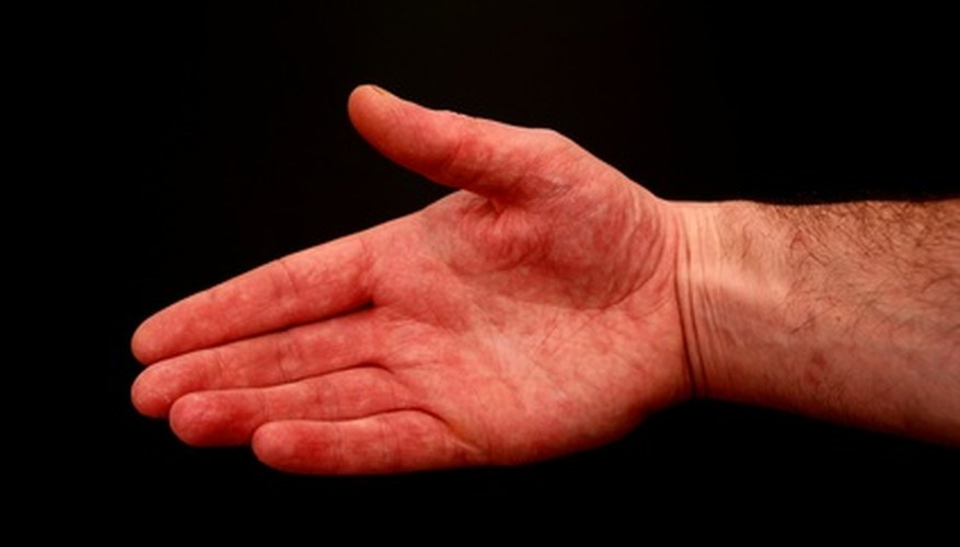 Deviations of the wrist are moving the wrist from left to right.