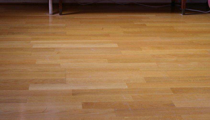 Wood flooring comes in many varieties.