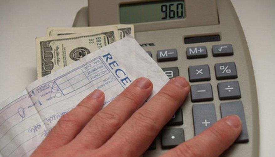 examples of a personal budget pocket sense