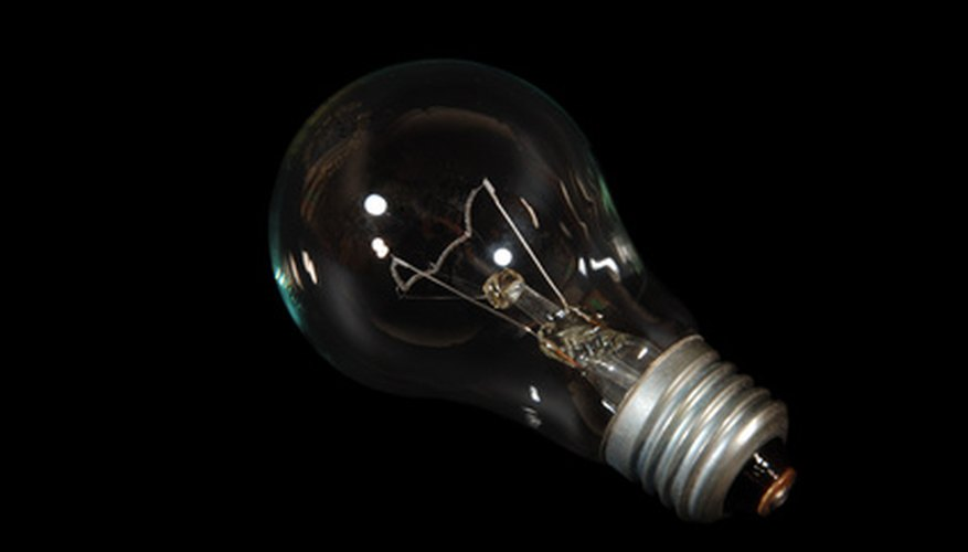 Black light bulbs are one of the most common UV light bulbs.