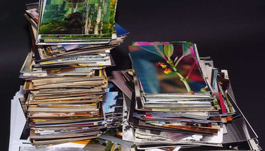 Let Kinko's help you digitize your photo collection.