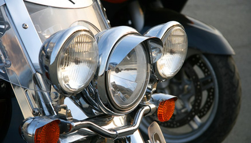 States can create their own daytime running light laws for motorcycles.