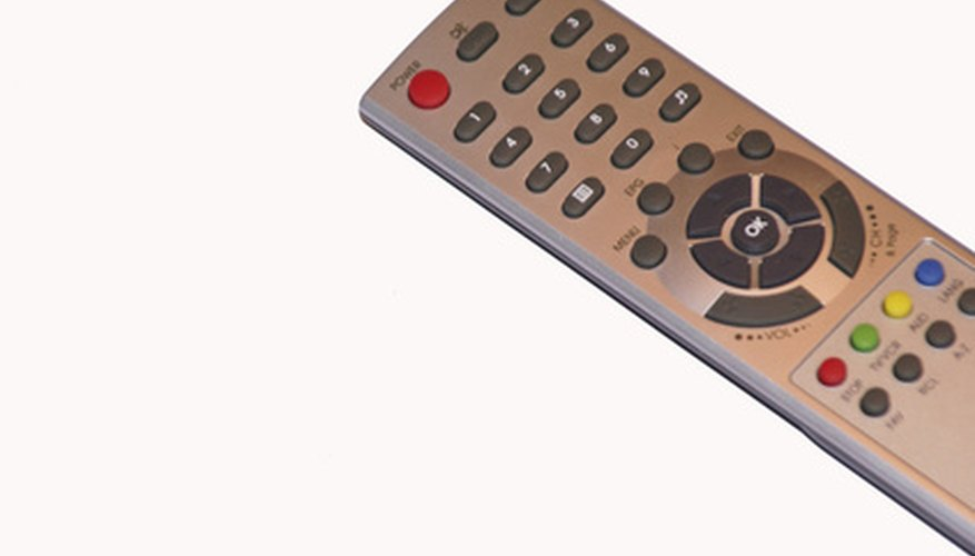Infrared LEDs are found most commonly in television remote controls.