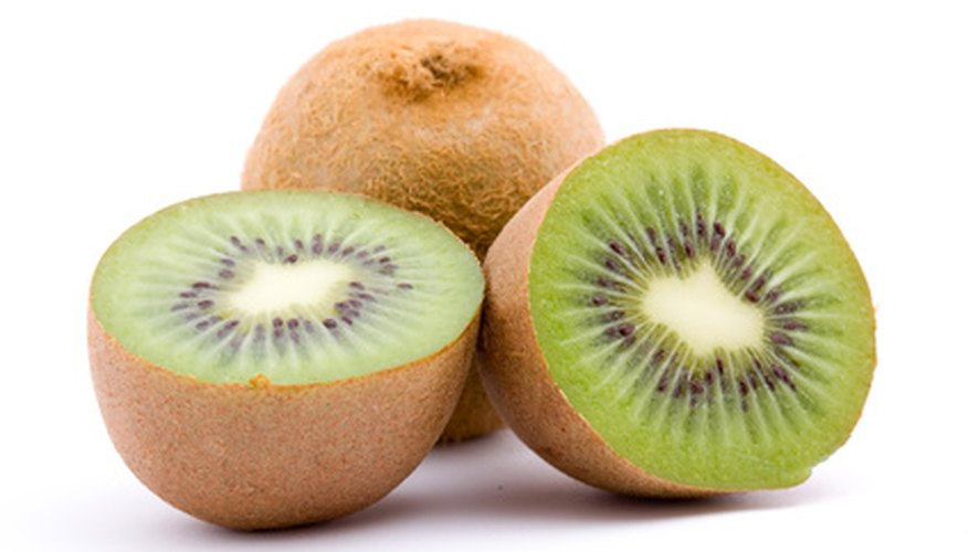 Kiwis were brought from China to New Zealand, where they were given their modern name.