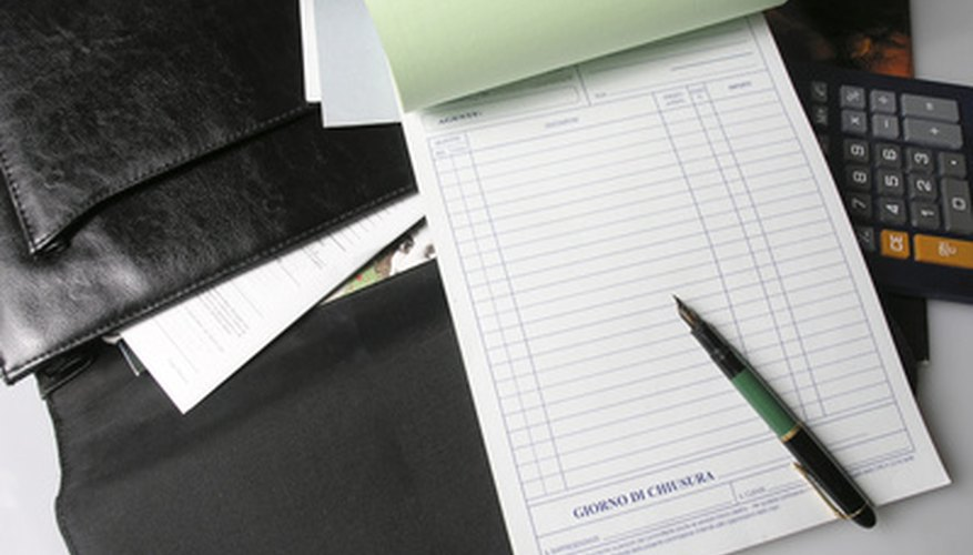 Have a spreadsheet ready to help keep your estimate organized.