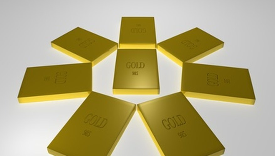 Gold bullion is just one classification of the gold standard.