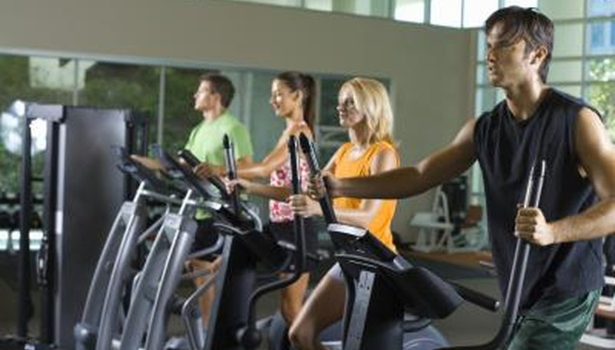 Pros of the Elliptical