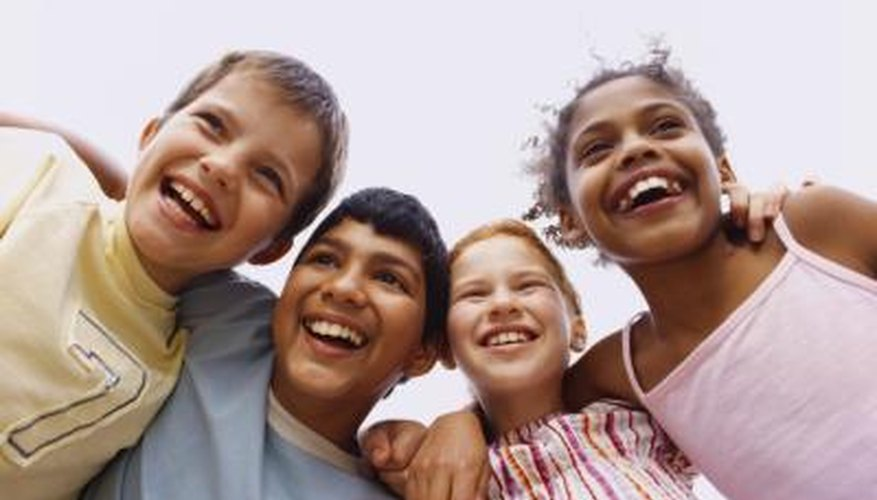 There are an estimated 4 million biracial children in the United States.
