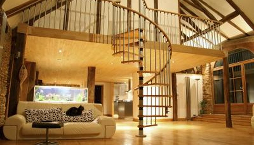 Keep the spaces between balusters small so that children can not fall through.