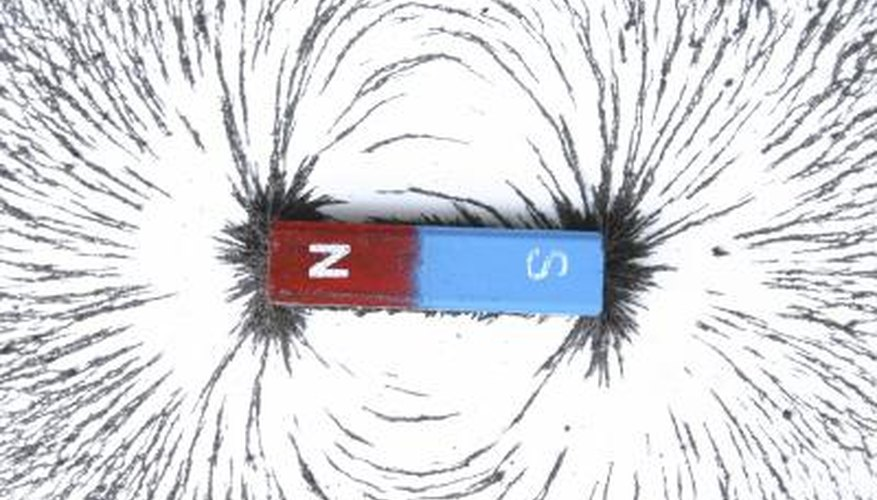 When the north pole of a magnet comes close to the north pole of another magnet, they will repel each other.
