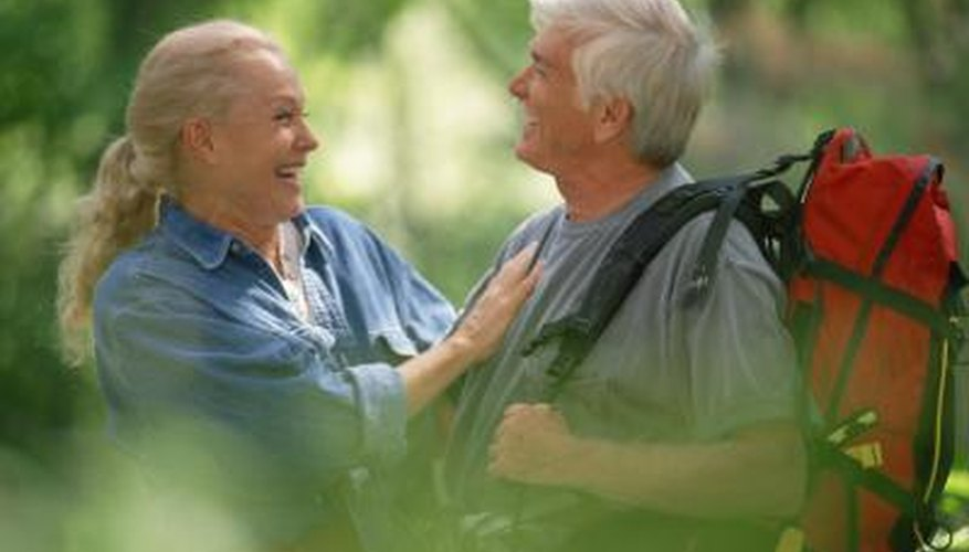 Elderly people generally have higher resting heart rates.