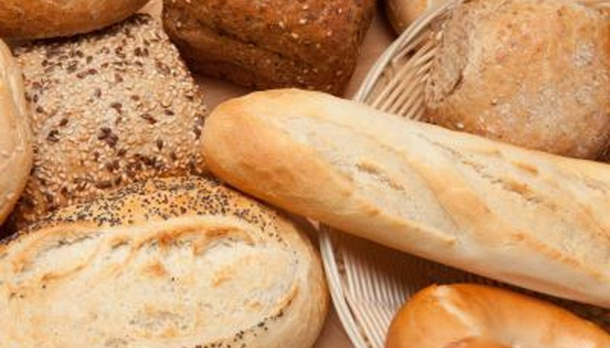 Several factors determine which types of bread  mold more quickly than others.