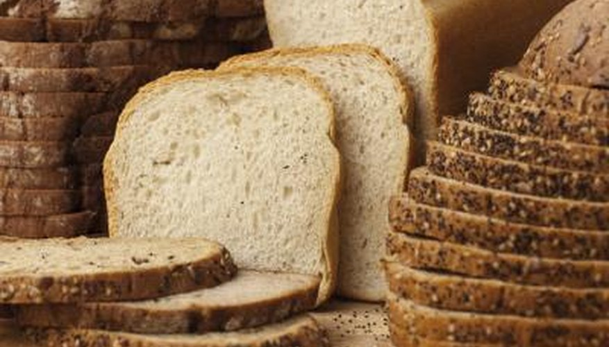Facts On Bread Mold Sciencing