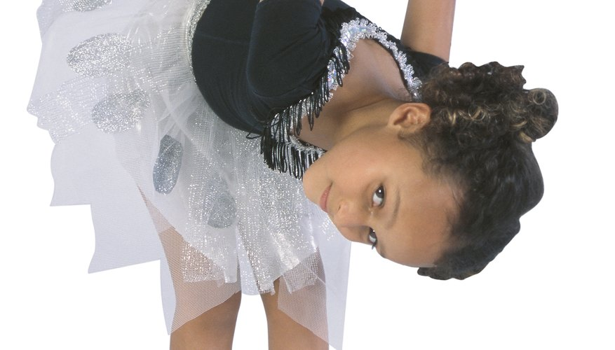 Make a tulle skirt for a dress-up costume.