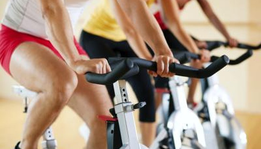 You need a flywheel to make this a practical asset in your exercise bike.