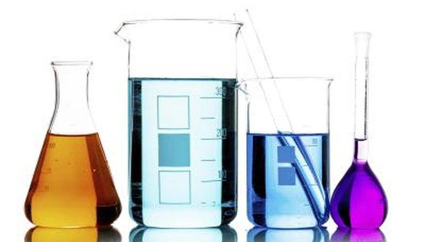 Chemistry tools.