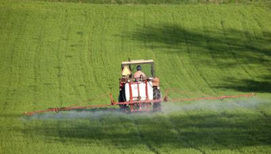 Ammonium nitrate is typically used as a fertilizer.