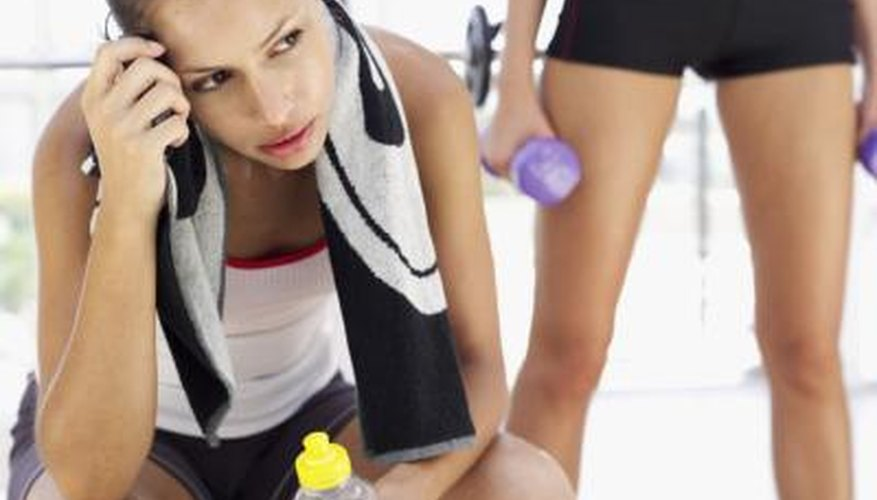 Minimize your rest time between sets.