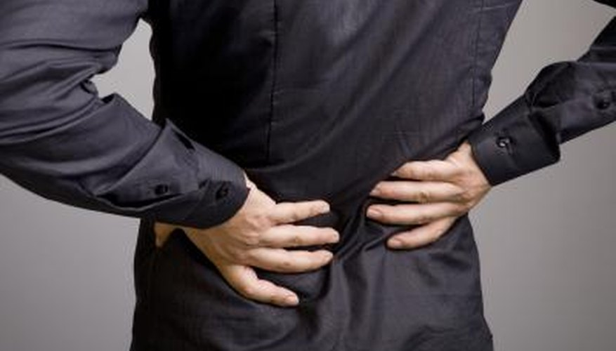 Back pain and tightness is a common complaint with asthma sufferers.