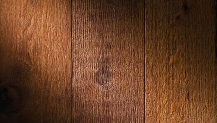 Inspect vinyl planks for warranty information.
