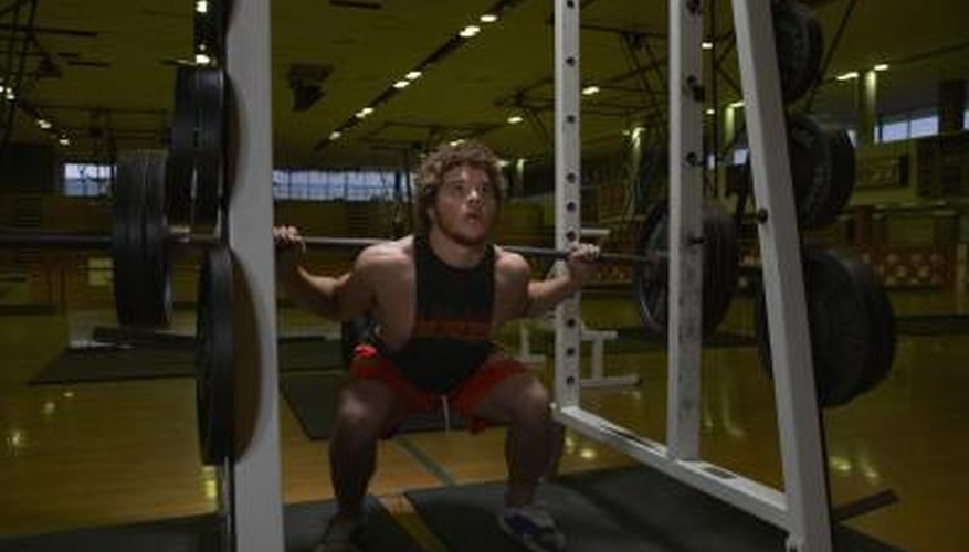 At 15 years old you can start lifting heavy weights.