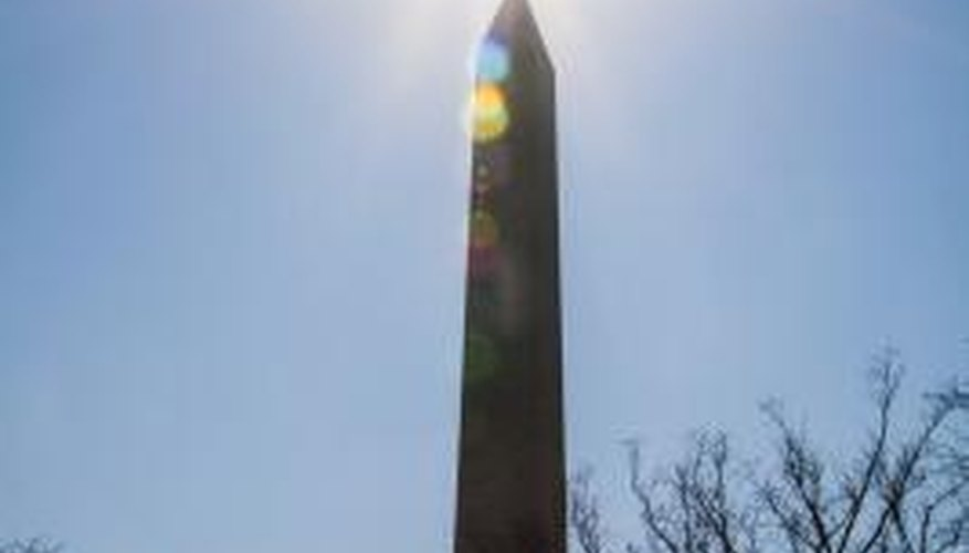 sun radiation can raise the temperatures in the surface of monuments