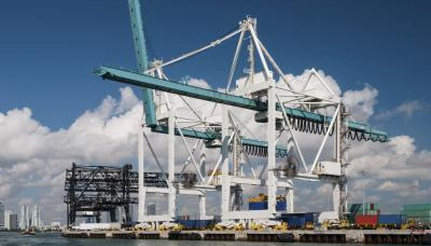 Import duties are found in the Harmonized Tariff Schedule.