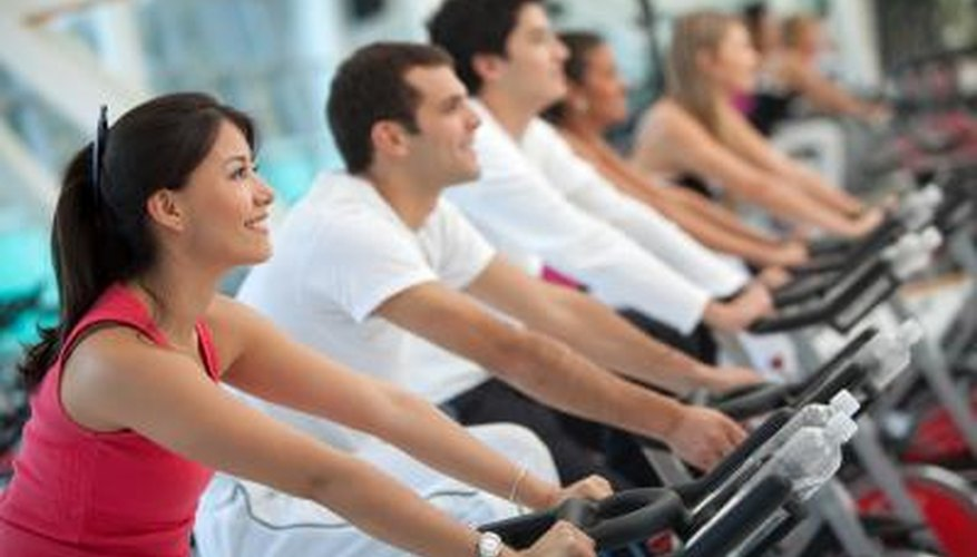 There are two main ways that exercise bikes provide resistance.