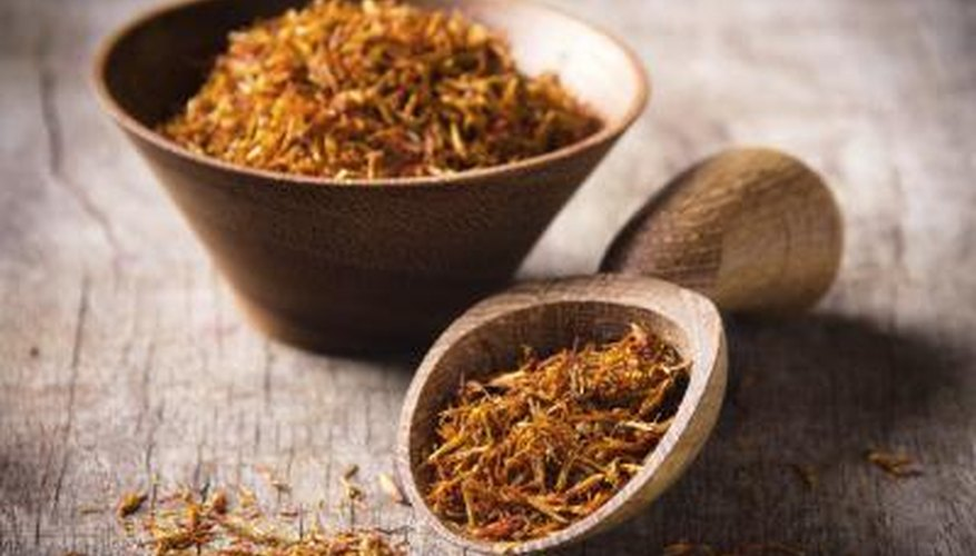 Spanish saffron is in demand by fine restaurants.