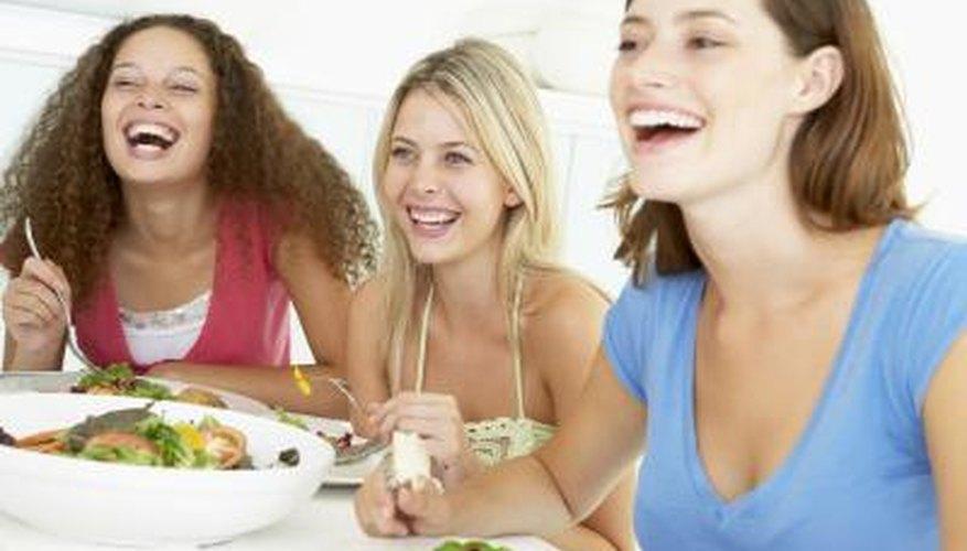 Eat a sensible diet.
