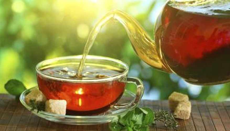 Supplements in tea may lower your chances of urinary tract infection.
