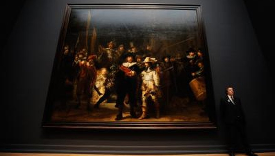 What Are Four Characteristics of Baroque Art? | Our Pastimes