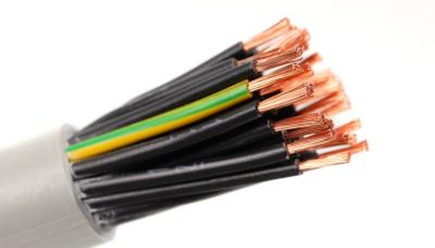 Types of Electrical Cable | Sciencing