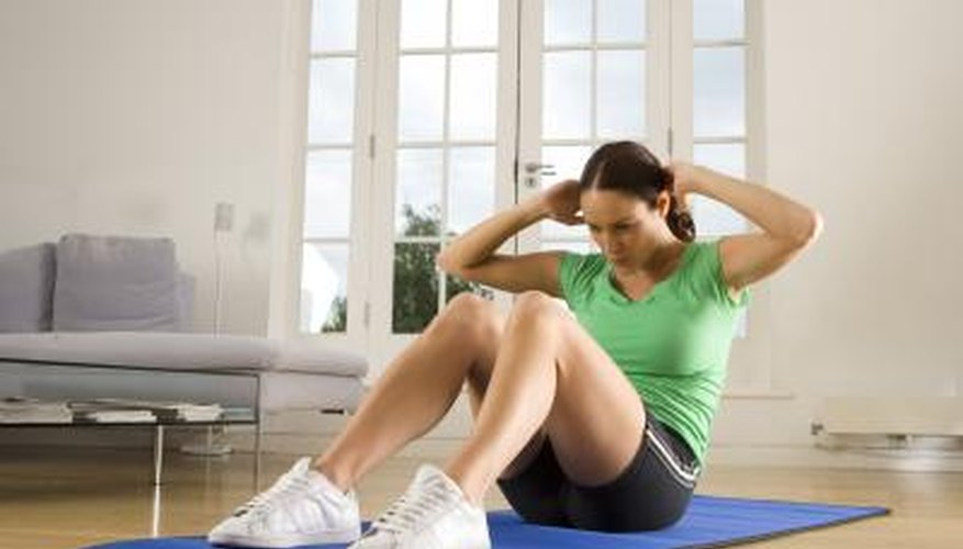 include sit-ups as part of your workout plan